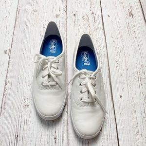 Keds Champions Originals Leather Sneakers Sz 8.5